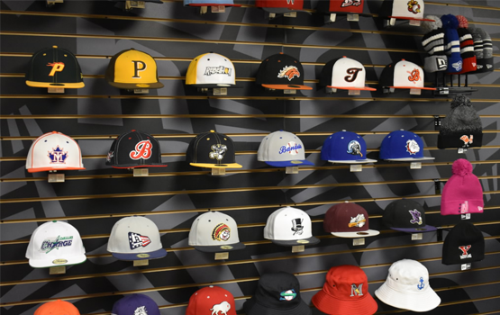 New Era Park Team Caps